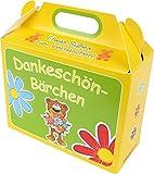 BärenBande Süßer Koffer Dankeschön mit 75g Gummibärchen