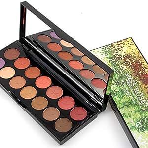 14 colore degli occhi ombretto opaco minerale corredo di trucco dell'ombra della gamma di colori insieme compongono il Box Professional , my 3#