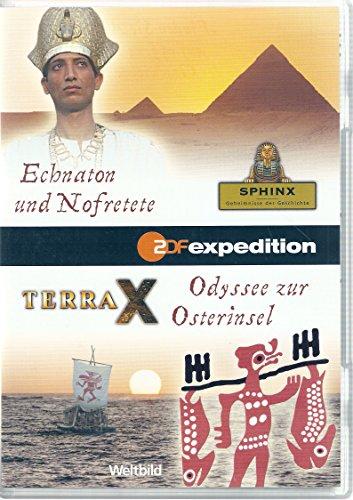 Terra X - Echnaton und Nofretete/Odyssee zur Osterinsel