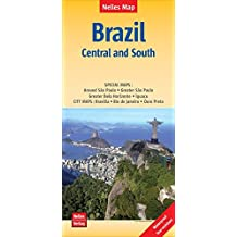 Bresil Central and South
