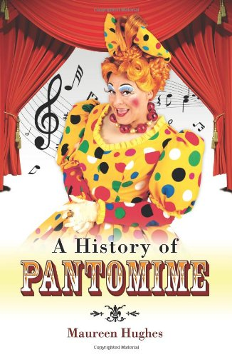 A History of Pantomime Cover Image