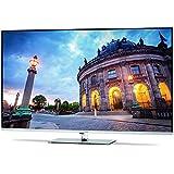 TechniSat 5543/9510 43-Inch Technimedia UHD+ 43 4K Ultra HD 3D Compatibility LED TV (A, 16:9, 1200:1, Edge-LED), Black/Silver