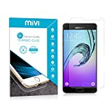 Mivi Military Grade Anti-Scratch Tempered Glass Screen Guard for Samsung Galaxy A5 (2015 model)
