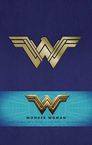 DC Comics: Wonder Woman Hardcover Ruled Journal (Dc Comics Journals)