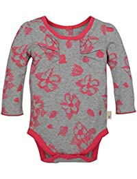 Burt's Bees Baby Baby Girls' Long Sleeve Organic Bodysuit