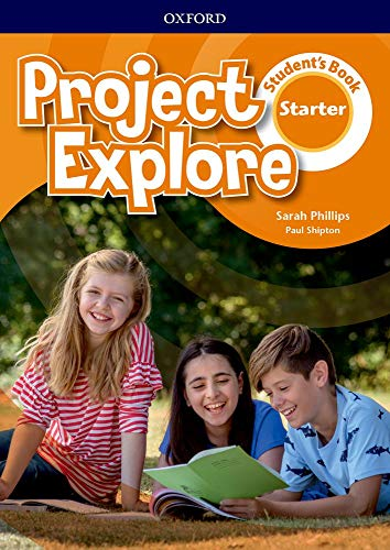 Project Explore Starter. Student's Book (Project Fifth Edition)