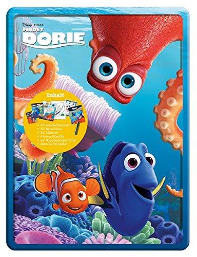 Preisvergleich Produktbild Findet Dorie - Box: Coole Metallbox mit vielen Extras!