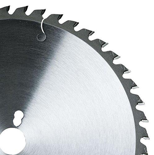 Scheppach 7901200701 Zubehör Säge/HW-Universalsägeblatt, passend für die Multifunktionssäge HM80MP, eignet Sich für Vollholz, Laminat, NE-Metalle und Kunststoffe, Durchmesser 216 x 30 x 2,8 mm / 40 Z