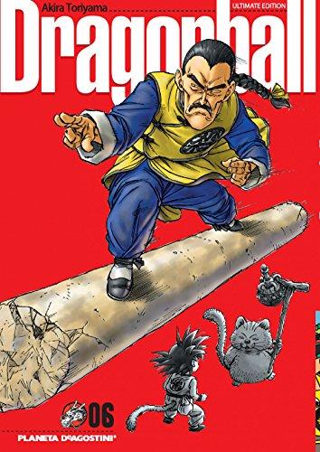 Dragon Ball nº 06/34 (DRAGON BALL ULTIMATE) por Akira Toriyama