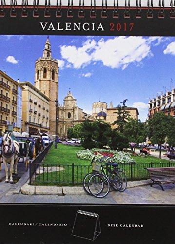 Calendari 2017 València sobretaula por Aa.Vv.