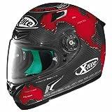 X-lite X-802RR Ultra Carbon REPLICA Integralhelm Motorrad - C.Checa Carbon Größe S