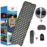 Best Self Inflating Pads - Wild Earth Ultra Lightweight Inflatable Sleeping pad Camping Review