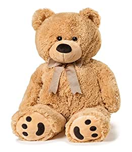 buy big teddy bear 30 tan online at low prices in india. Black Bedroom Furniture Sets. Home Design Ideas