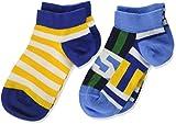 Tommy Hilfiger Jungen Socken TH Boys Flags Sneaker 2P