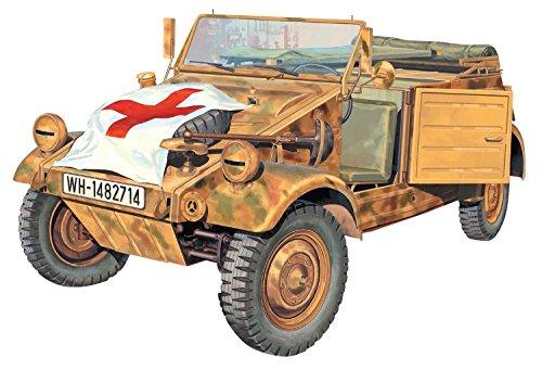 Preisvergleich Produktbild Dragon 500776336 - 1:35 Kübelwagen Ambul mit Ger Medical Team