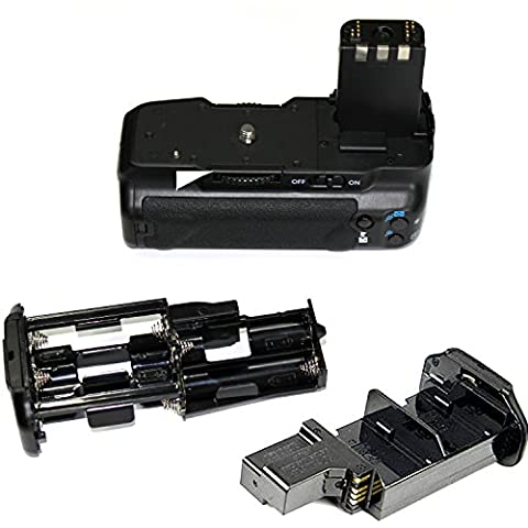 DynaSun E3 Battery Grip Power Hand Holder for Canon EOS 350D/400D DSLR Camera