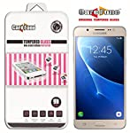 CareFone tempered glass screen protector - ultra durable anti-shatter & anti-scratch and HD optical transmittance. Maximum touch responsiveness with excellent defensive performance. It owns super high transmittance and high restoring the original...
