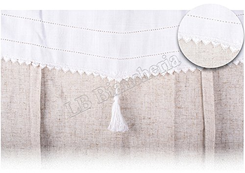 Tende Country Shabby : Coppia tendine tende marsiglia country shabby chic provenzale