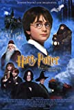 Harry Potter and the Sorcerer's Stone Poster Movie B 27 x 40 In - 69cm x 102cm Daniel Radcliffe Rupert Grint Emma Watson Robbie Coltrane Richard Harris Maggie Smith