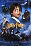 Harry Potter and the Sorcerer's Stone Poster Movie B 27 x 40 In - 69cm x 102cm Daniel Radcliffe Rupert Grint Emma Watson Robbie Coltrane Richard Harris Maggie Smith