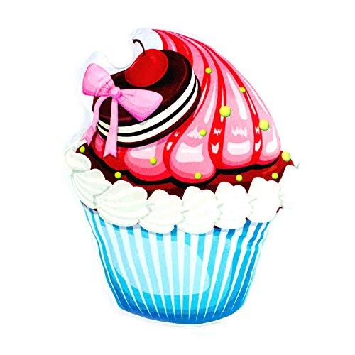 Cupcake Cushion - Strawberry & Cookie