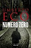Numero Zero by Umberto Eco (2016-07-21)