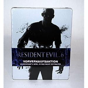 Steelbook für Resident Evil 6 ! NEU! Leerhülle