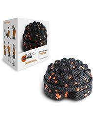 Blackroll Orange (Das Original) TWISTER: Stimulation für Triggerpunkte und Bindegewebe. Lösen Sie verklebte Faszien mit dem ergonomischen Massagegerät TWISTER. Ideal als Ergänzung zur Faszienrolle und durch Kombination von Druck & Drehung tiefenwirksam