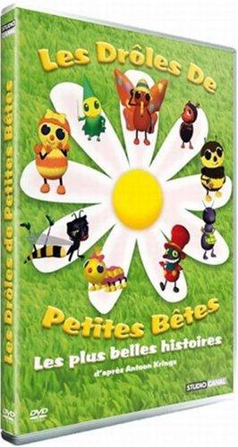 Les Drôles de petites bêtes - Les plus belles histoires