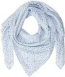 BOSS Damen Schal Naqua, Blau (Medium Blue 422), (Herstellergröße: One Size)