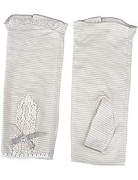 Kenmont Les femmes de plein air d'été dame Uv gants de protection de conduite des mitaines