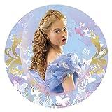 Jac.Dek Tortenaufleger Cinderella 01
