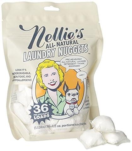 WÌ_sche Nuggets, 36 Lasten, 1,13 Pfund, 1/2 Unzen - Nellies All-Natural