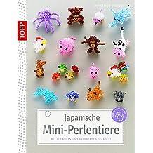 Japanische Mini-Perlentiere: Mit Rocailles und Nylonfaden gefädelt (kreativ.kompakt.)