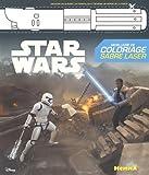 disney star wars le r?veil de la force ep vii mon livre de coloriage sabre laser finn