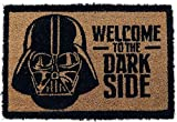 Star Wars Welcome To The Dark Side Alfombra para puerta multicolor