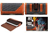 HITFIT Pu Leather Pouch Cover Holster Belt Clip Case Magnetic Cover for Apple