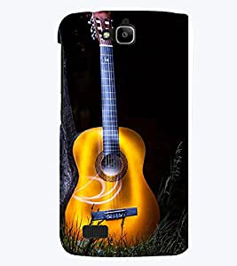 TOUCHNER (TN) Gitar2 Back Case Cover for Huawei Honor Holly