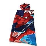 Sacco a pelo e-Cuscino di Spiderman