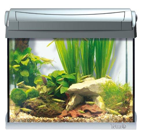 Tetra AquaArt LED Aquarium-Komplettset für Garnelen, 20 L -
