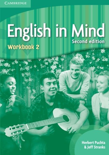 English in mind. Level 2. Workbook. Per la Scuola media