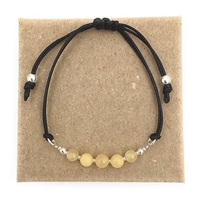 Chakra bracelet en argent