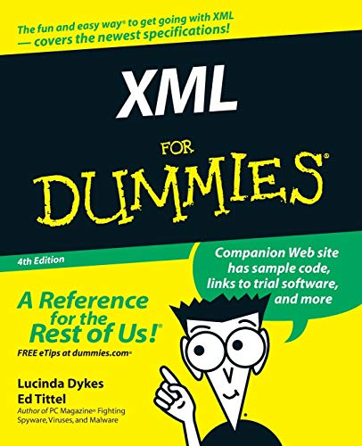XML for Dummies (For Dummies Series)