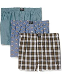Springfield Fabric, Boxer Homme