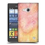 Head Case Designs Offizielle Aimee Stewart Pink Limonade Mandala Ruckseite Hülle für Nokia Lumia 730/735