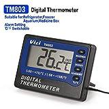 TM803 Digital Thermometer Kühlschrank Gefrierschrank Aquarium Medizin Box Alarm
