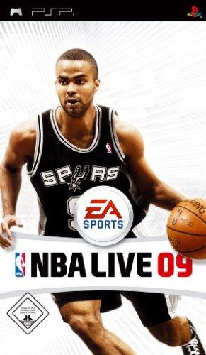 NBA Live 09 - [Sony PSP]