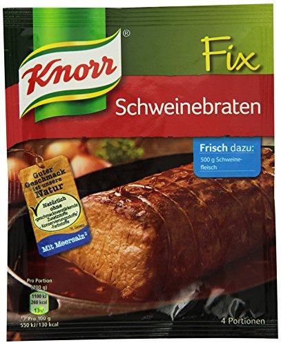 Knorr Fix Schweinebraten 4 Portionen -