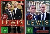 Lewis - Der Oxford Krimi Staffeln 8+9 (8 DVDs)