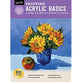 Painting: Acrylic Basics: Master the Art of Painting in Acrylic (How to Draw & Paint)